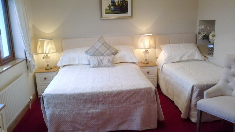 Sligo Bed and Breakfast Accommodation Family Bedrooms
