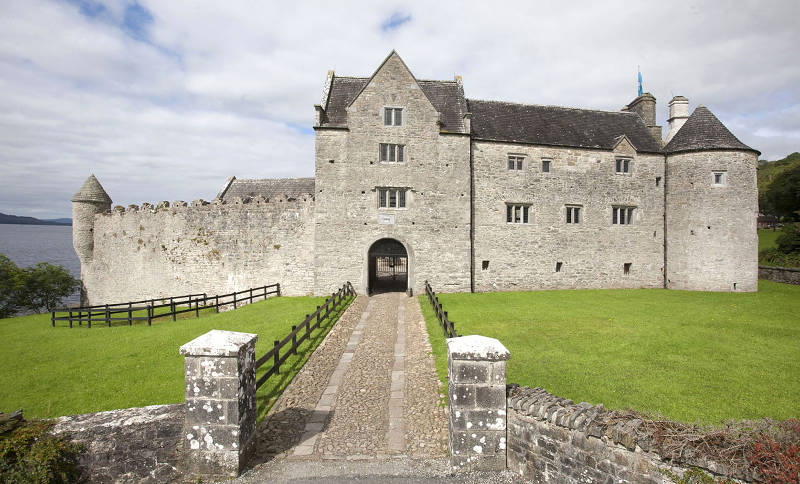 Parkes Castle Sligo